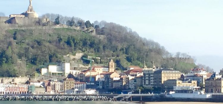 San Sebastian – Spanish grazing by the sea