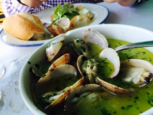 La Rampa clams