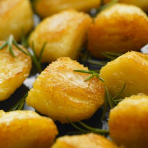 Rosemary Roast Potatoes with Olive Oil