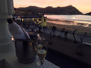 View from Hotel Niza