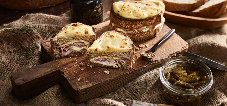 Ham it up…