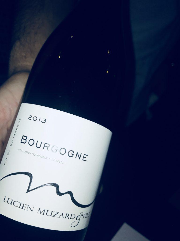 Carlton Wine Room - Burgundy