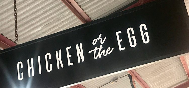 Chicken or the Egg – Canterbury
