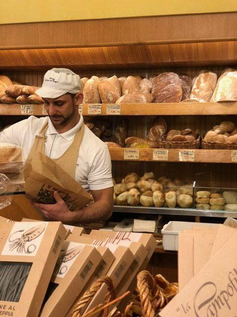 Bread Mecca…Forno Campo de' Fiori