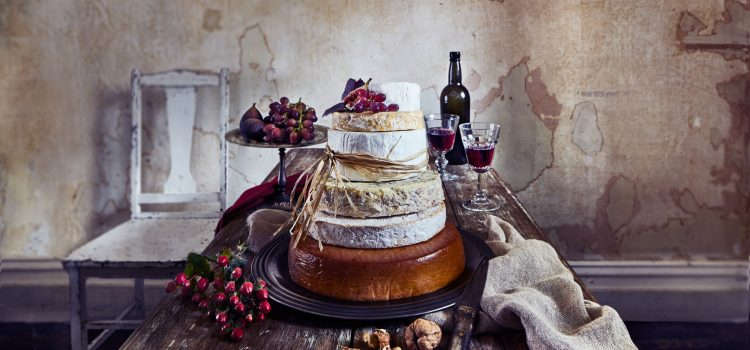 Cheese Towers For All Occasions