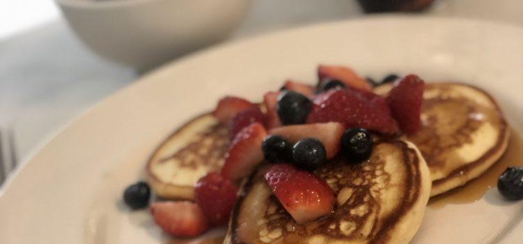Toss Me A Pancake…