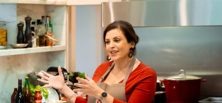 COOK-ALONG with NAOMI – Virtual Cooking Classes at Home