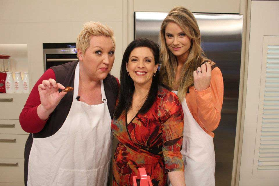 The Circle - Channel 10 - Meshel Laurie, Naomi Crisante, Christie Whelan Browne